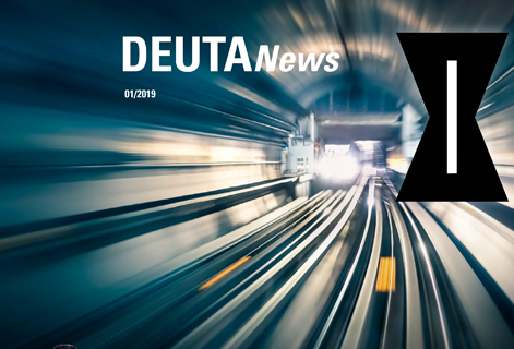 DEUTA News Odometrie und Speed & Distance Unit
